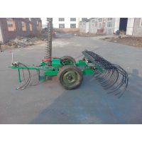 禹城市天瑞 割楼一体机 小型三角型9GBL-1.4 牧草收获机 拖拉机牵引
