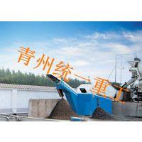 搅拌站沙石分离设备 统一高效环保混凝土砂石分离机