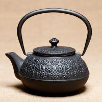 龙秀堂 铁壶 厂家直销 铸铁茶壶 生铁壶