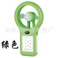 USB新奇特微型风扇 迷你带灯风扇