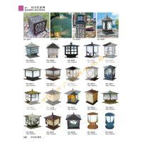 直销广万达牌欧式太阳能柱头灯,太阳能围墙灯,欧式庭院灯,太阳能灯