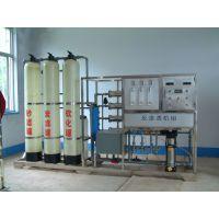 唐山反渗透设备 纯净水设备 桶装水设备灌装机设备
