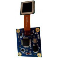 瑞典FPC 1020半导体传感器指纹模块、二次开发指纹采集头电容模块