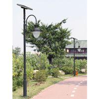 新农村道路太阳能路灯建设就在腾博太阳能