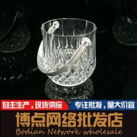 亚克力酒吧KTV专用冰桶 透明塑料冰桶 香槟桶 冰块桶 水晶冰粒桶