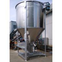 立式塑料搅拌机 塑料混合机 不锈钢宁波搅拌机2000公斤