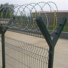旺来深圳铁丝网围栏 花园护栏网 花坛栅栏