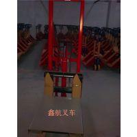 正品现货销售鸿福HFB0513手动液压模具堆高机,源于台湾多年的高精专业技术