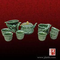 景德镇茶具品牌,青瓷茶具供应商,唐龙陶瓷