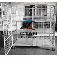 物流台车 周转车 折叠笼车价格 电商周转车东莞锦川专业定制