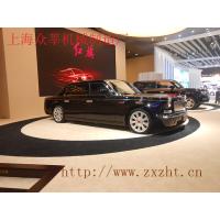 上海众莘机械-汽车旋转展台-大众汽车旋转展台