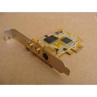 厂供应PCI-E接口878A 视频采集卡 医疗 停车场 图像卡 SDK2000