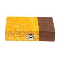 东海水晶批发 108颗佛珠盒子 饰品盒子把件盒