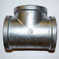 供应TG牌 水暖、消防管件 山西太谷厂家直销 热镀锌 三通DN80