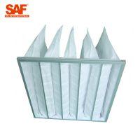 供应F5白色中效过滤器 中层过滤器 SAF品牌保证 可非标定制 价格美丽