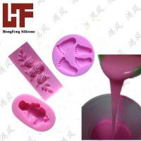 食品级硅胶气味 矽利康硅胶 糖艺模具硅胶