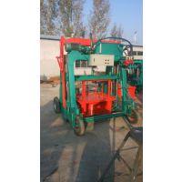 东辰YUL-50型移动式液压水利u型渠槽构件成型设备