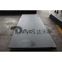 北京物理研究所专用超高分子量聚乙烯含硼防辐射板材,山东达沃斯制造!