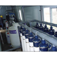 蓝博湾 LBOW-ZS-5T 中水处理设备,化工废水中水回用设备