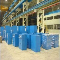 洛阳乾昊厂家直销抽屉式工具柜 重型工业储物柜 厂家定做工具柜