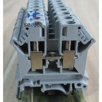 希捷牌UK6N接线端子,UK6N导轨式接线端子,UK6N端子板,UK6N接线板