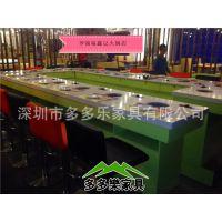 韩式新款人造大理石火锅餐厅专用吧台 茶餐厅吧台厂家直销