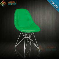 时尚个性休闲椅子 茶餐厅餐椅 伊姆斯椅 咖啡厅创意椅子批发