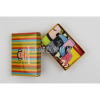 E002 内裤高档包装盒子 内裤纸盒 礼品盒 手提袋 纸袋批发