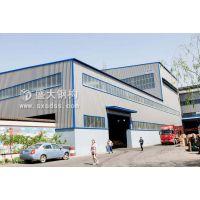 阳泉钢结构厂房工程 优质加工、生产、制作安装_山西盛大钢结构