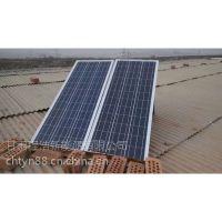 武威程浩供应 西固区504企业200W太阳能光伏发电系统,光伏发电板,太阳能专用蓄电池
