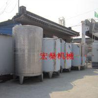 不锈钢酒罐生产厂家 白酒储存罐