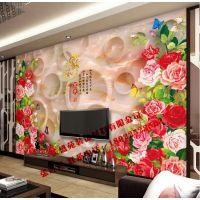 瓷砖背景墙 现代简约 3D瓷砖亮光雕刻 内墙砖 客厅 电视背景墙