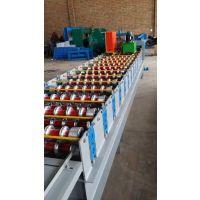760型琉璃瓦压瓦机 水波纹单板琉璃瓦设备 屋顶高精度彩钢瓦设备
