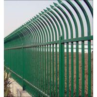 物流园防攀爬围墙护栏价格【互胜锌钢护栏厂】