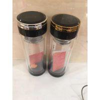 西安紫砂杯子盼源精美双层玻璃杯保温杯制作