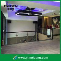 供应商铺简易玻璃楼梯扶手/家用客厅不锈钢夹玻璃扶手/厂家直销