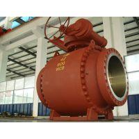 厂家直销大口径固定式美标高压碳钢球阀