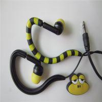 新款批发 运动挂耳耳机 卡通耳机 手机耳机