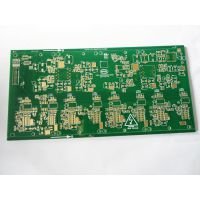 专业线路板厂家 多层线路板厂家生产印制电路板 工控PCB 阻抗公差可控制 /-8%-深联电路
