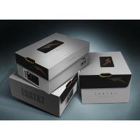电商包装服饰鞋子快递纸盒包装定做三层瓦楞宁波包装纸盒印刷厂