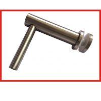 新力信立柱配件 不锈钢楼梯扶手配件 玻璃墙托 不锈钢墙托 扶手托