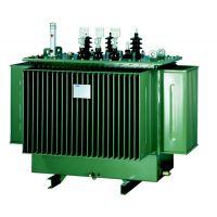 供应三相S13-630KVA全密封油浸式配电变压器电力变压器