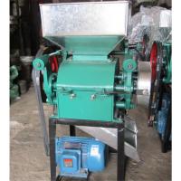 酿酒专用高粱破碎机 信达底价热销 新型破碎设备