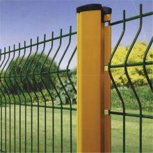旺来公路护栏网生产厂家 折弯护栏网 活动围栏