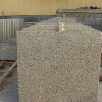 湖北随州优质黄金麻花岗岩石材-明旺石材