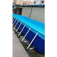 郑州能买到实惠质量好的水池吗 室外滚筒水池报价 pvc游泳池厂子