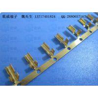 乾威供应270U型接线端子/铁端子,U型不锈钢端子,不锈铁