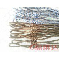 东莞拉链头编织绳,手工编织球,拉链小球