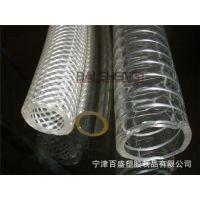食品级钢丝软管、输水管、输酒管,无毒无味耐高温!