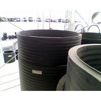 昆明300PE缠绕管,昆明HDPE中空壁缠绕管厂价直销